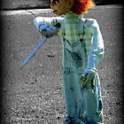 Chucky's Here.....Trick or Treat in SC by AuntDot