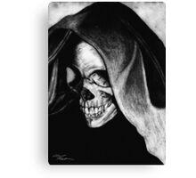 Fear the Hidden Canvas Print
