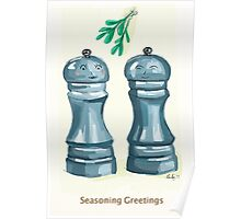 Seasoning Greetings Poster