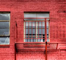 Window to the Brewery by Sue Morgan