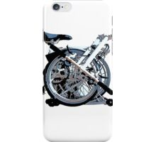 Folded Brompton iPhone Case/Skin