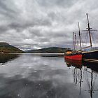 A view of Inveraray by Gary Power