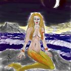 mermaid's night by richt63