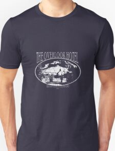 Overlook Hotel White Unisex T-Shirt