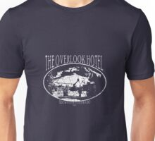 Overlook Hotel White Unisex T-Shirt