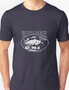 Overlook Hotel White T-Shirt