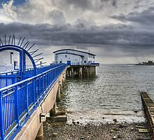 Roa Island Lifeboat Station by Jamie  Green