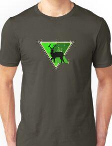 Stag - British Wildlife Series Unisex T-Shirt