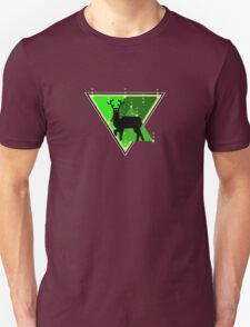 Stag - British Wildlife Series Unisex T-Shirt