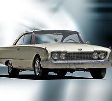 1960 Ford Starliner by DaveKoontz