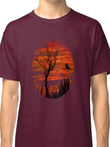 flying sunset Classic T-Shirt