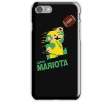 Super Mariota iPhone iPhone Case/Skin