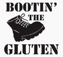 Bootin' the Gluten Kids Clothes