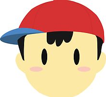 Ness by kaigan