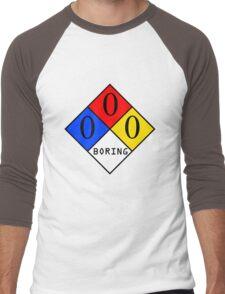 NFPA - BORING Men's Baseball ¾ T-Shirt
