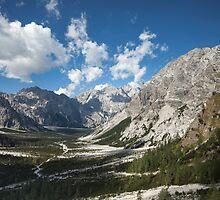 Berchtesgaden Alps by SinaStraub