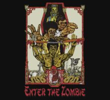 Enter the Zombie by ZugArt