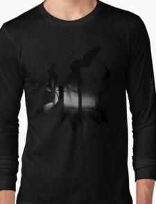 Darkrai - Pokemon Realism Long Sleeve T-Shirt