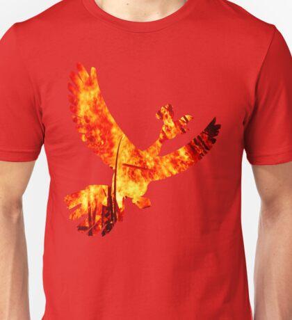 Ho Oh - Pokemon Realism Unisex T-Shirt