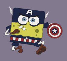 Cap. Bob Murica' Pants by theadamdooley