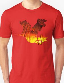 Moltres - Pokemon Realism T-Shirt