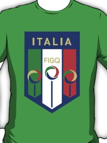 Italy Quidditch - Large T-Shirt