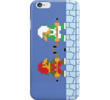 Super Puck Bros. iPhone Case/Skin