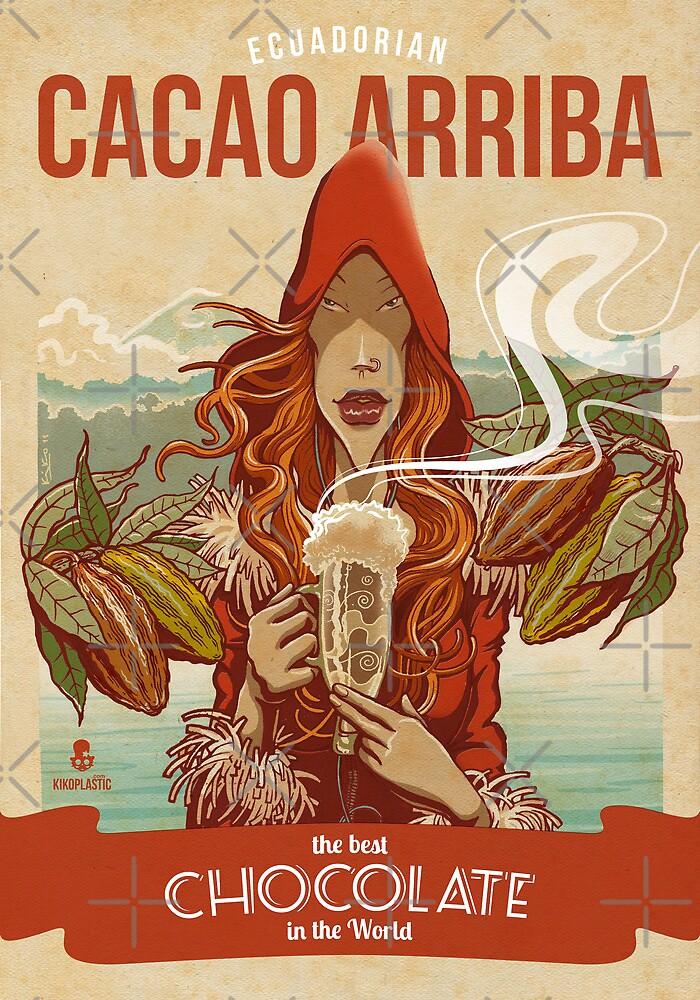 Cacao Arriba by kiko