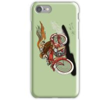 STEAMPUNK INDIAN STYLE MOTORCYCLE PHONE COVER iPhone Case/Skin