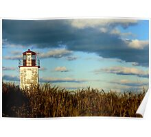 West Quaco Lighthouse Poster