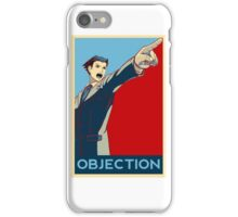 Objection - B/R iPhone Case/Skin