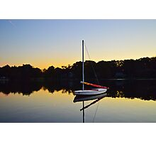 Morning Tranquility Photographic Print