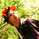 Boy In The Woods by LlandellaCauser