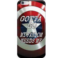 """""""Gotta Go"""" Case - Avengers iPhone Case/Skin"""
