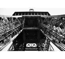 Eiffel Tower 6 Photographic Print