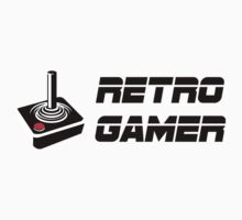 Retro Gamer by bkxxl