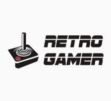 Retro Gamer by bkxxl
