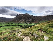 Langdale Fell Photographic Print