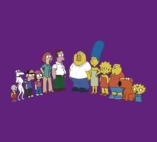 Family Guy vs Simpsons - Something is wrong by santilopez