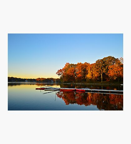 Calm Across the Water Photographic Print