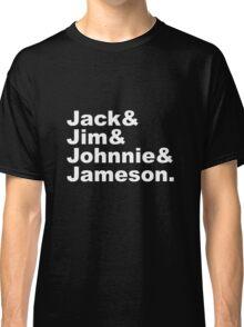 Four J's Classic T-Shirt