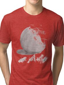 Basketball is an art form Tri-blend T-Shirt