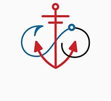 Hook Line Sinker logo Unisex T-Shirt