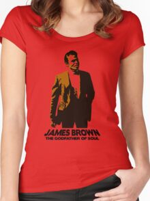 Godfather of Soul Women's Fitted Scoop T-Shirt