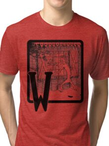 W is for... Tri-blend T-Shirt