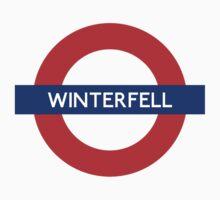 Winterfell Underground by SerLoras