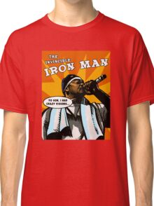The Invincible Iron Man Classic T-Shirt