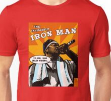 The Invincible Iron Man Unisex T-Shirt