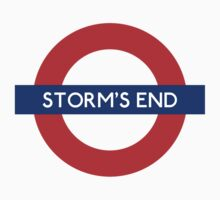 Storm's End Underground by SerLoras