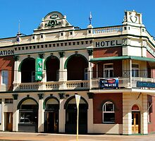 Recreation Hotel Boulder Western Australia by Futurama